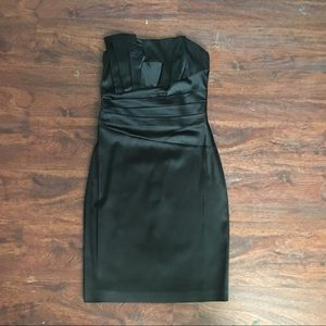Betsy & Adam Black dress | S